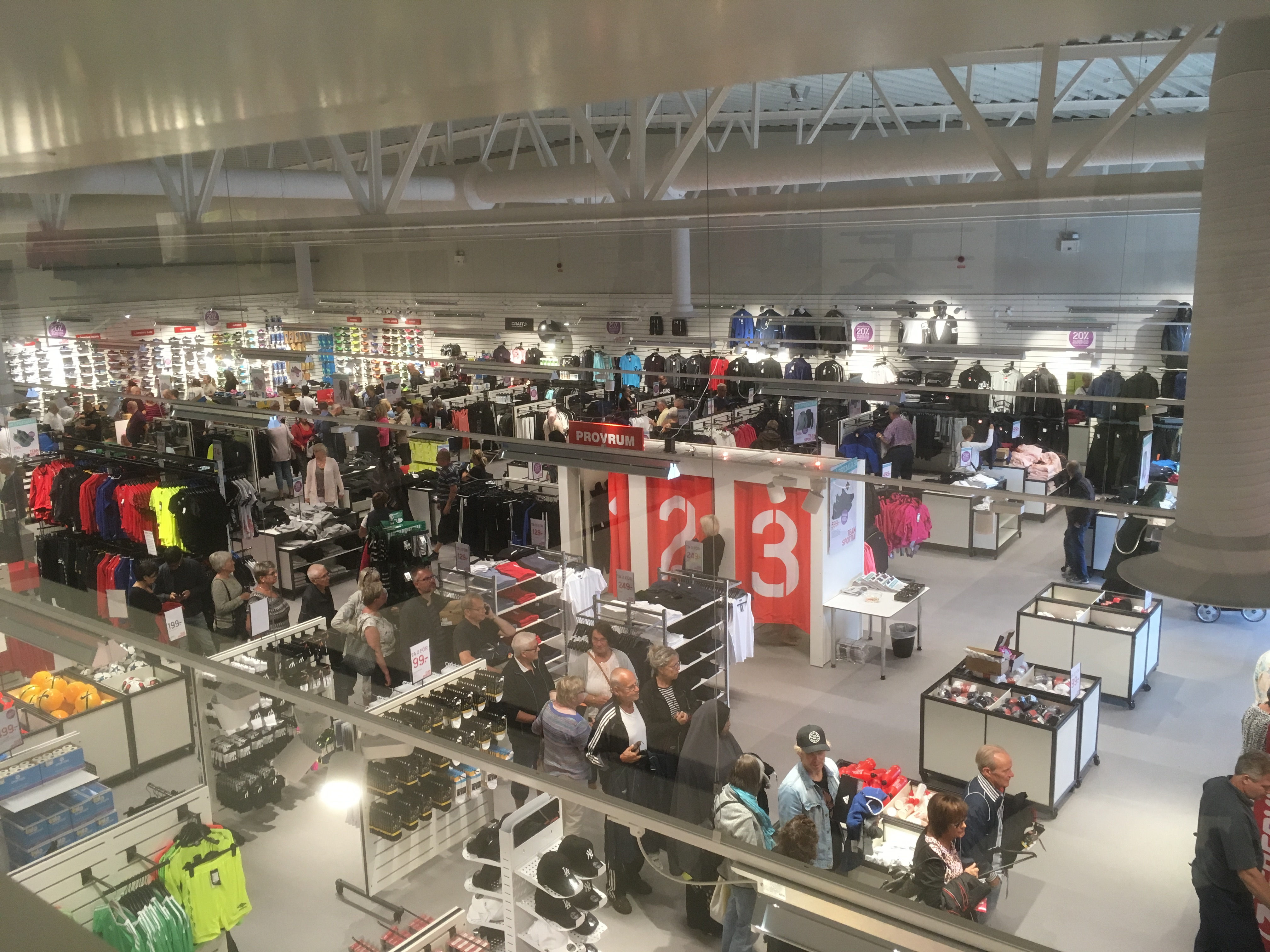 ef566c2dec3 Ny sportbutik i Örebro   Ylab